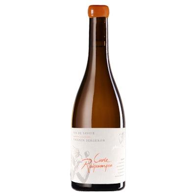 """Chignin Bergeron """"Raipoumpou"""" Vin de Savoie"""