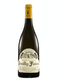 """Domaine de Pouilly Pouilly Fuissé """"Au Clos"""" 2018"""