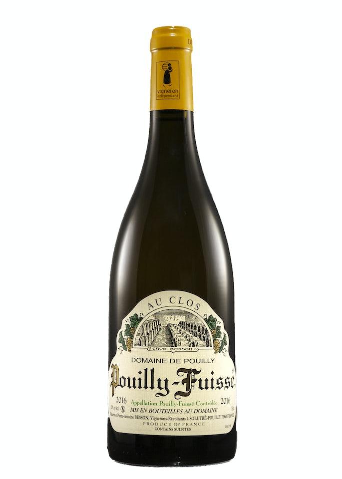 Domaine de Pouilly Pouilly Fuissé