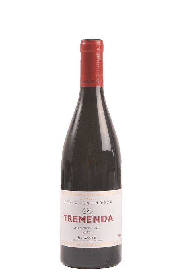 Bodegas Enrique Mendoza La Tremenda 2018