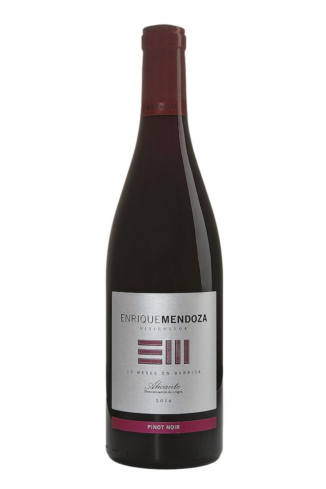 Bodegas Enrique Mendoza Pinot Noir 2018