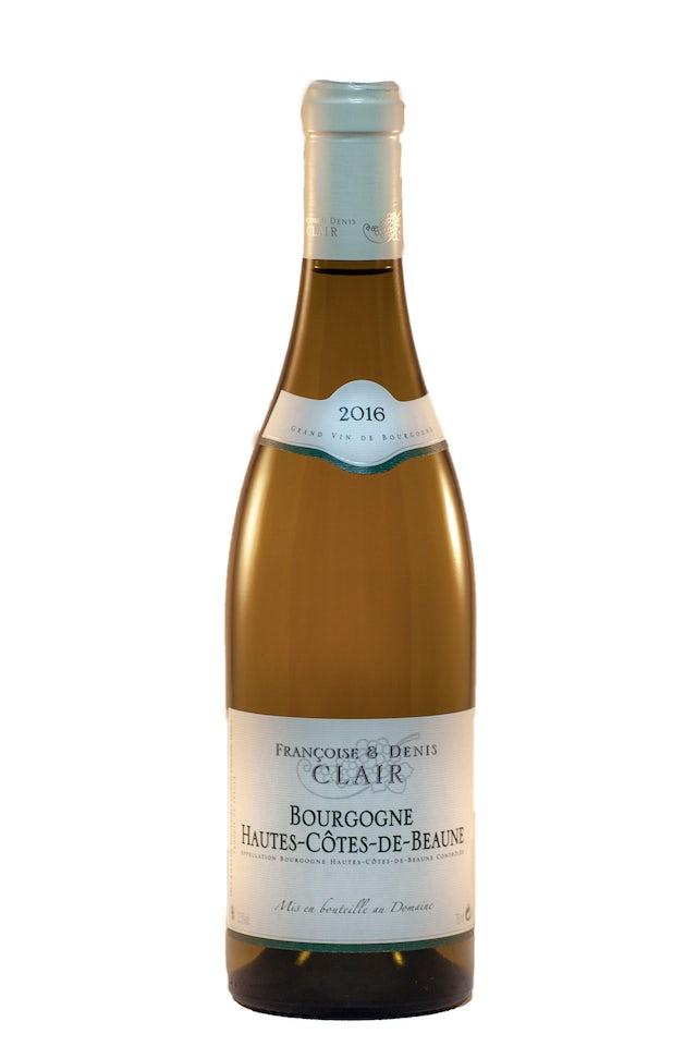 F&D Clair Bourgogne blanc