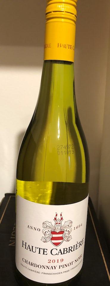 Afbeelding bij Haute Cabriere Chardonnay Pinot Noir