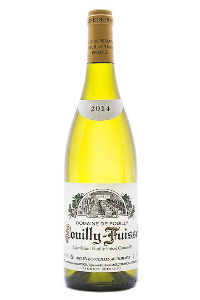 Domaine de Pouilly Pouilly Fuissé 2019