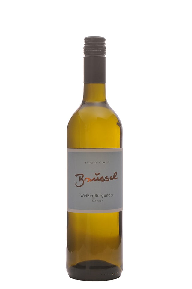 Weingut Brüssel Weiβer Burgunder 2020
