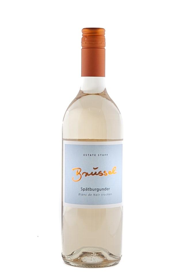 Weingut Brüssel Spätburgunder Blanc de Noir 2020