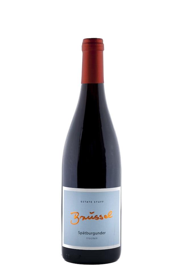Weingut Brüssel Spätburgunder trocken 2018