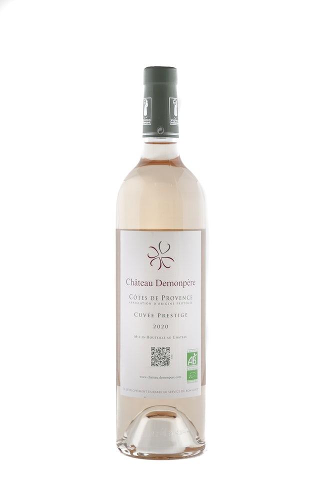 Château Demonpère Cuvée Prestige Rosé 2020