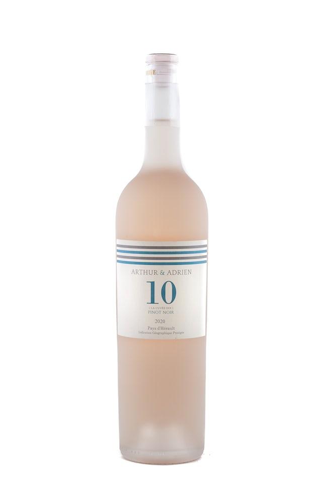 Arthur & Adrien Rosé Cuvée 10 Rosé 2020
