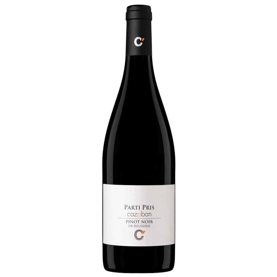 Parti Pris Cazaban Pinot Noir IGP Pays d'Aude