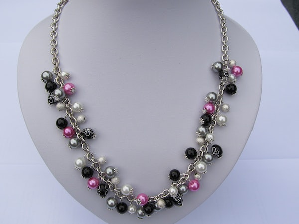 Ketting Hint of Pink