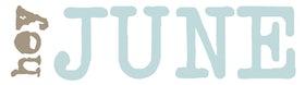 Logo van heyJUNE