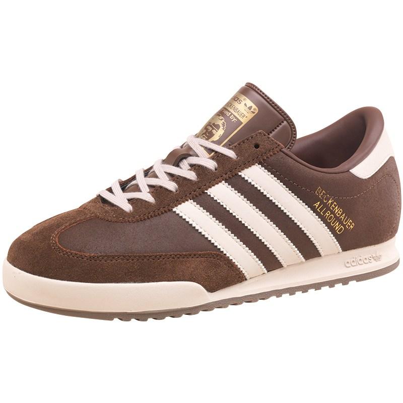 adidas Originals Heren Beckenbauer All Round Sneakers Vintage