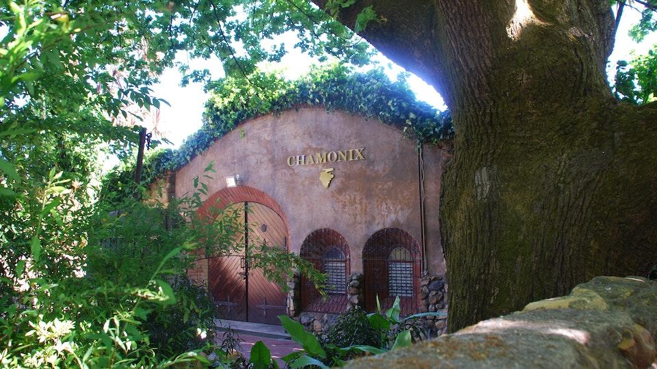 Chamonix Wine Estate Zuid-Afrika