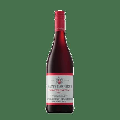 Unwooded Pinot Noir Haute Cabrière