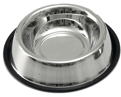 Voer/water bak RVS 1,8 liter