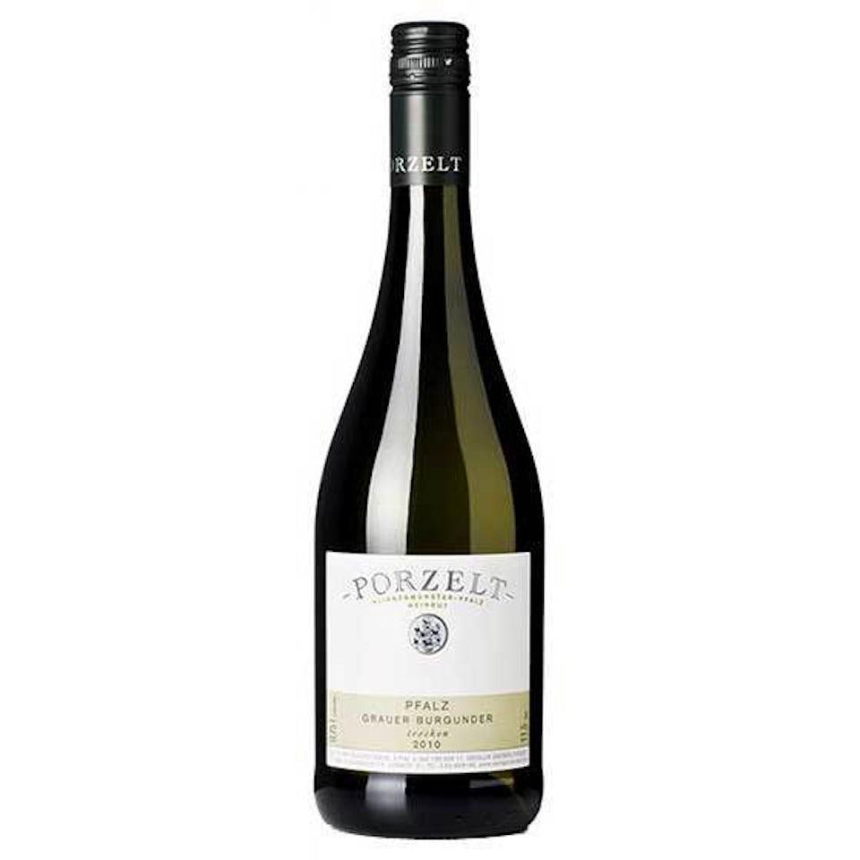 Grauer Burgunder Weingut Porzelt