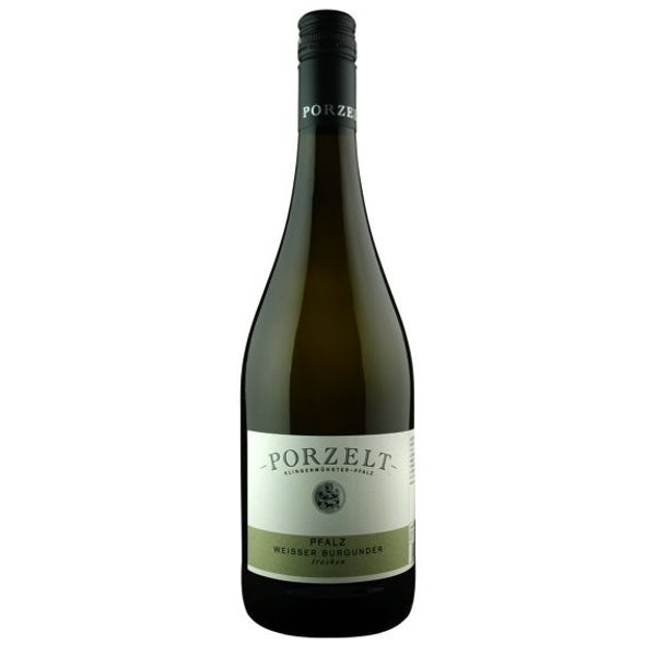 Weisser Burgunder Weingut Porzelt
