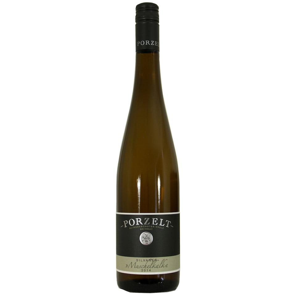 Silvaner Muschelkalk Weingut Porzelt