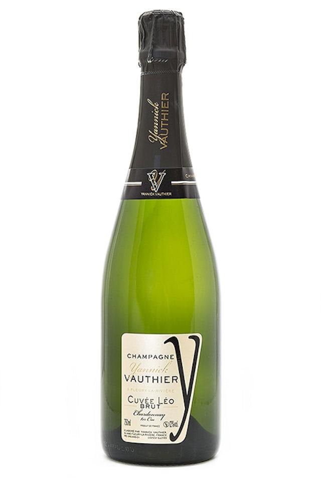 Yannick Vauthier Chardonnay 1er Cru Blanc de Blanc Cuvée Leo