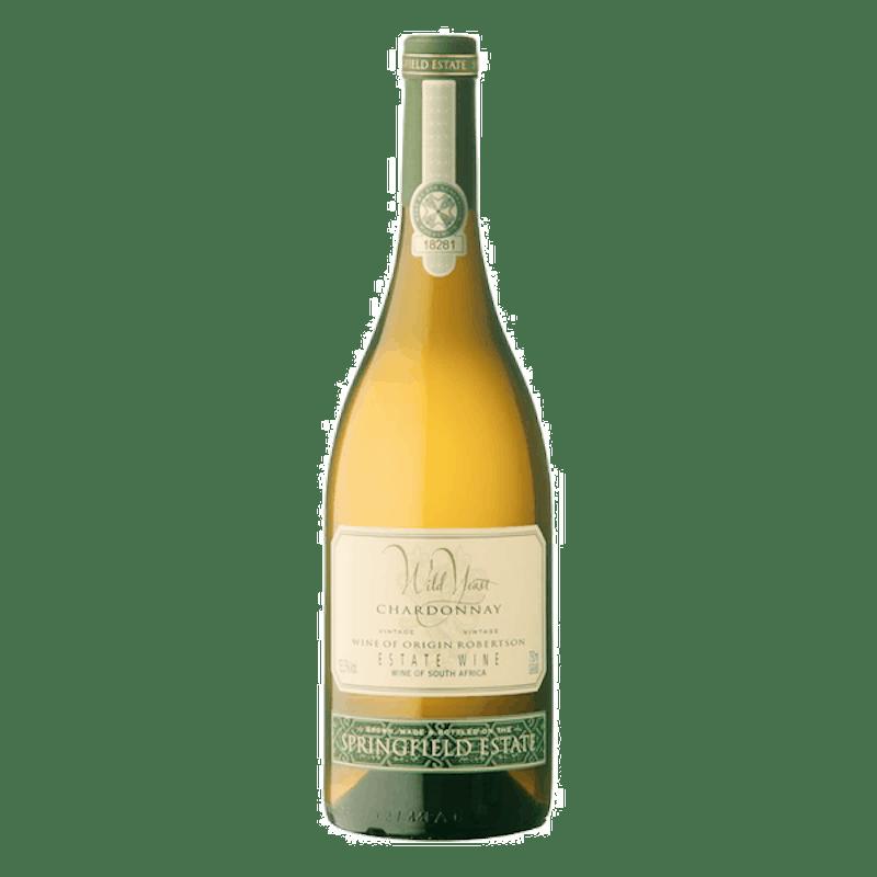 Springfield Chardonnay Wild Yeast Zuid-Afrika