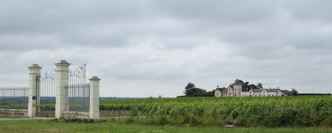 Foto bij Château Soucherie