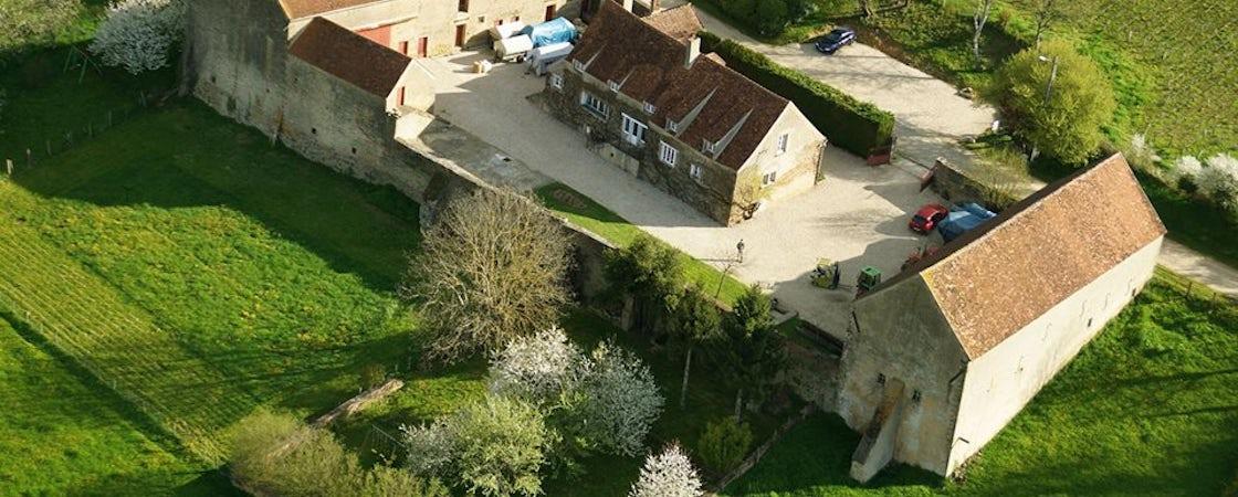 Foto bij Domaine La Croix Montjoie