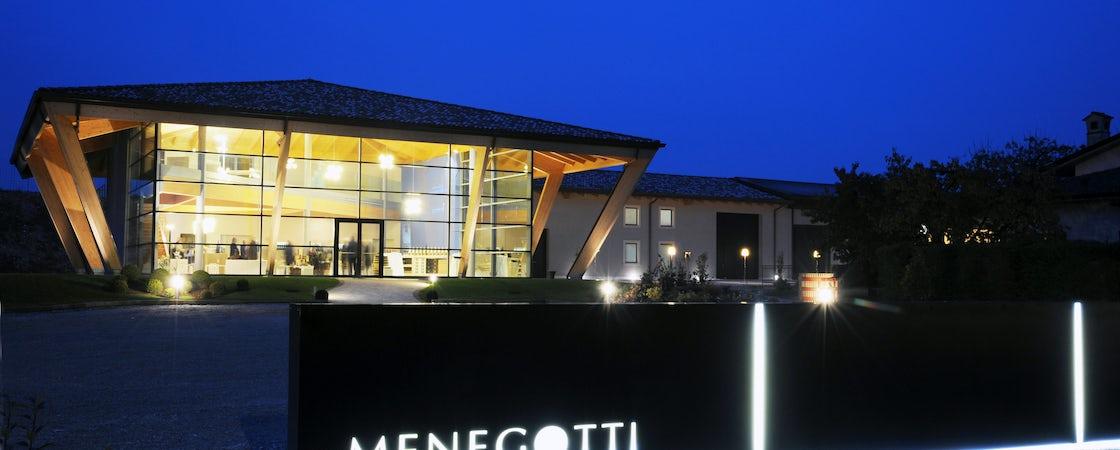 Foto bij Menegotti