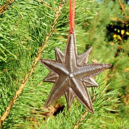 Kerstster ijzer type 1
